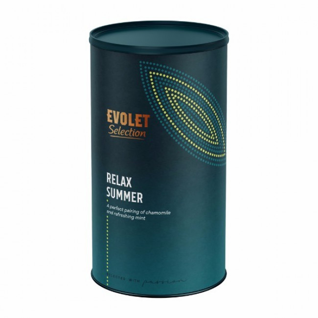 Ceai infuzii la tub Relax Summer, Evolet Selection